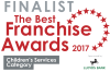 The Best Franchise Awards Finalist 2017