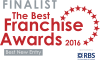 The Best Franchise Awards Finalist 2016
