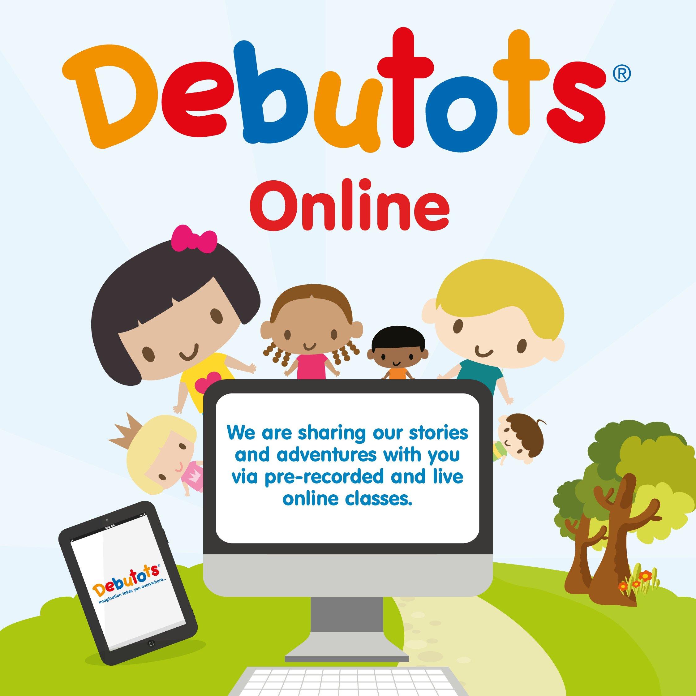 Debutots Online